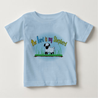 The Lord is my Shepherd  Christian kids' t-shirt