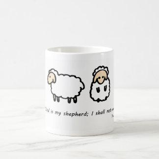 The Lord is My Shepherd Coffee Mug