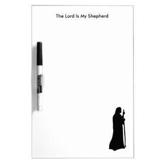 The Lord Is My Shepherd Dry Erase Board