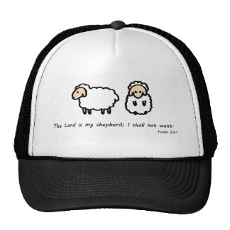 The Lord is my Shepherd Mesh Hat