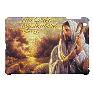 The Lord is my shepherd iPad Case