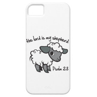 The Lord is my Shepherd iPhone SE/5/5s Case