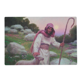 The Lord Is My Shepherd Placemat