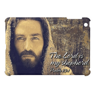 The Lord is my shepherd Psalm 23:1 Case Case For The iPad Mini
