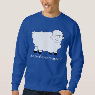 The Lord is My Shepherd Sheep Sweatshirt