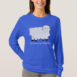 The Lord is My Shepherd Sheep T-Shirt