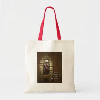 The Lord Is My Shepherd Tote Bag