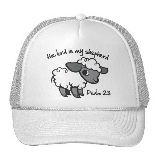 The Lord is my Shepherd Trucker Hat