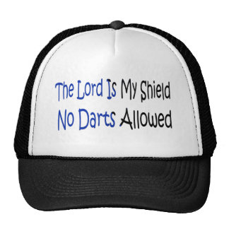 The Lord Is My Shield Trucker Hat
