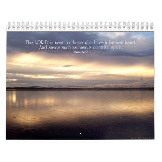 ~ The LORD is Near ~ Calendar
