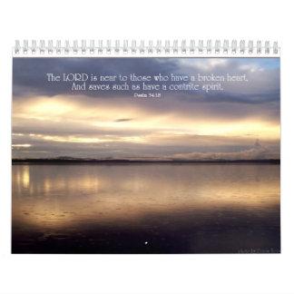 ~ The LORD is Near ~ Calendar