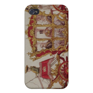 The Lord Mayor of London, 1853 iPhone 4 Cover