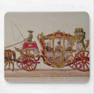 The Lord Mayor of London, 1853 Mouse Pad
