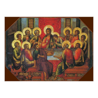 The Lord s Supper Print