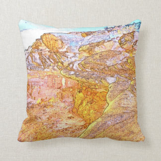 The Lord Shall Fight For You Throw Pillow