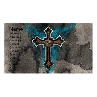 The Lord's Cross Double-Sided Standard Business Cards (Pack Of 100)