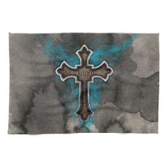 The Lord's Cross Kitchen Towels