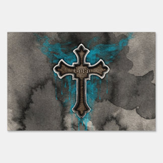 The Lord's Cross Sign