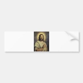 The Lord's Image - Heinrich Hofmann Bumper Sticker