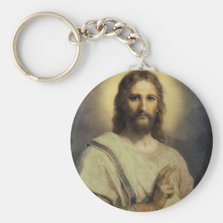 The Lord's Image - Heinrich Hofmann Keychain