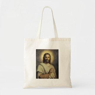 The Lord's Image - Heinrich Hofmann Tote Bag