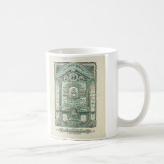 The Lord's Prayer and the Ten Commandments Coffee Mug
