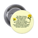 The Lords Prayer Buttons
