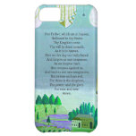 The Lord's Prayer Christian themed art Cover For iPhone 5C