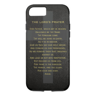 The Lord's Prayer iPhone 7 Case