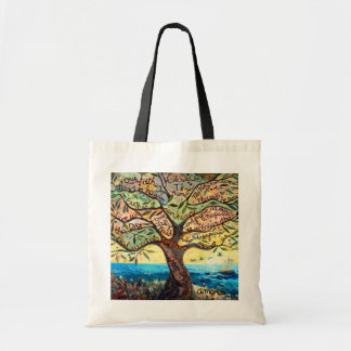The Lord's Prayer (Our Father) Catholic Tote Canvas Bag