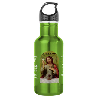 The Lord's Prayer 18oz Water Bottle