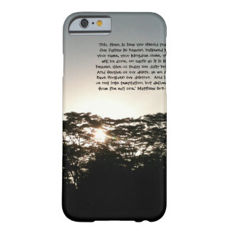 The Lord's Prayer Phone Casing Barely There iPhone 6 Case
