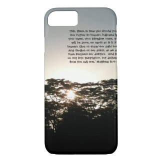 The Lord's Prayer Phone Casing iPhone 8/7 Case