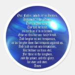 The Lord's Prayer Sticker