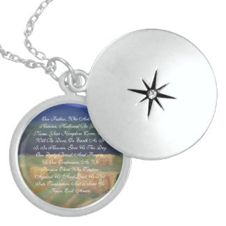 The Lord's Prayer - Tirrell Design Necklace