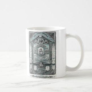 The Lord's Prayer vintage engraving Mug
