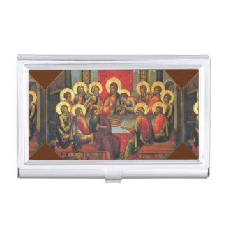 The Lord's Supper Business Card Case