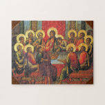 The Lord's Supper Jigsaw Puzzle