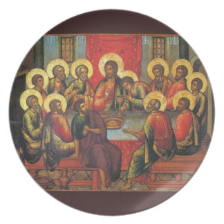 The Lord's Supper Plate