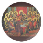 The Lord's Supper Plates