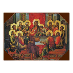 Fine vintage easter gifts on zazzle the lords supper poster negle Images