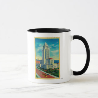The Los Angeles City Hall Mug