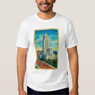 The Los Angeles City Hall T-Shirt