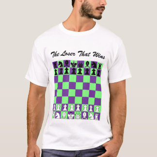 The Loser That Wins t-shirt