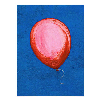THE LOST BALLOON! CARD