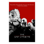 THE LOST CHICKENS POSTER