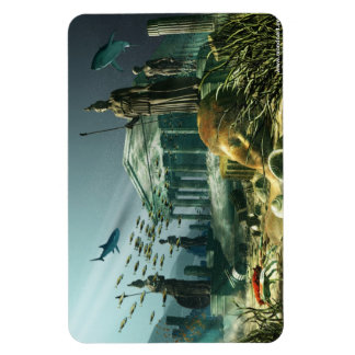 The Lost City of Atlantis Magnet