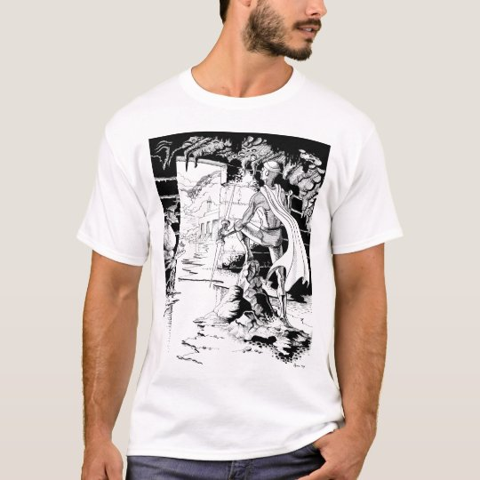 The Lost Door to Valhalla T-Shirt