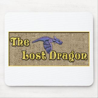 The Lost dragon Mouse Pad
