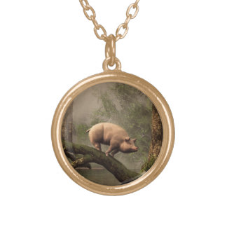 The Lost Pig Custom Jewelry